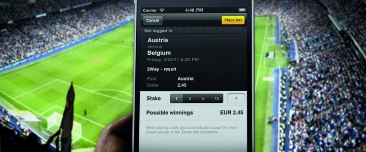 betting football